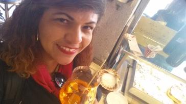 Mais Aperol na cidade onde a bebida foi criada - Veneza