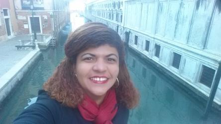 Um dos mais de 400 canais de Veneza