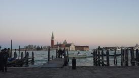 Fim de tarde Veneziano